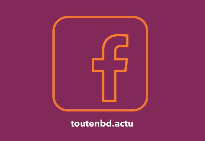 ToutenBD sur Facebook